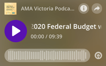 2020 Federal Budget wrap-up
